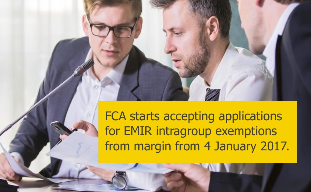 emir intragroup exemption fca